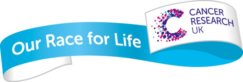 logo race for life